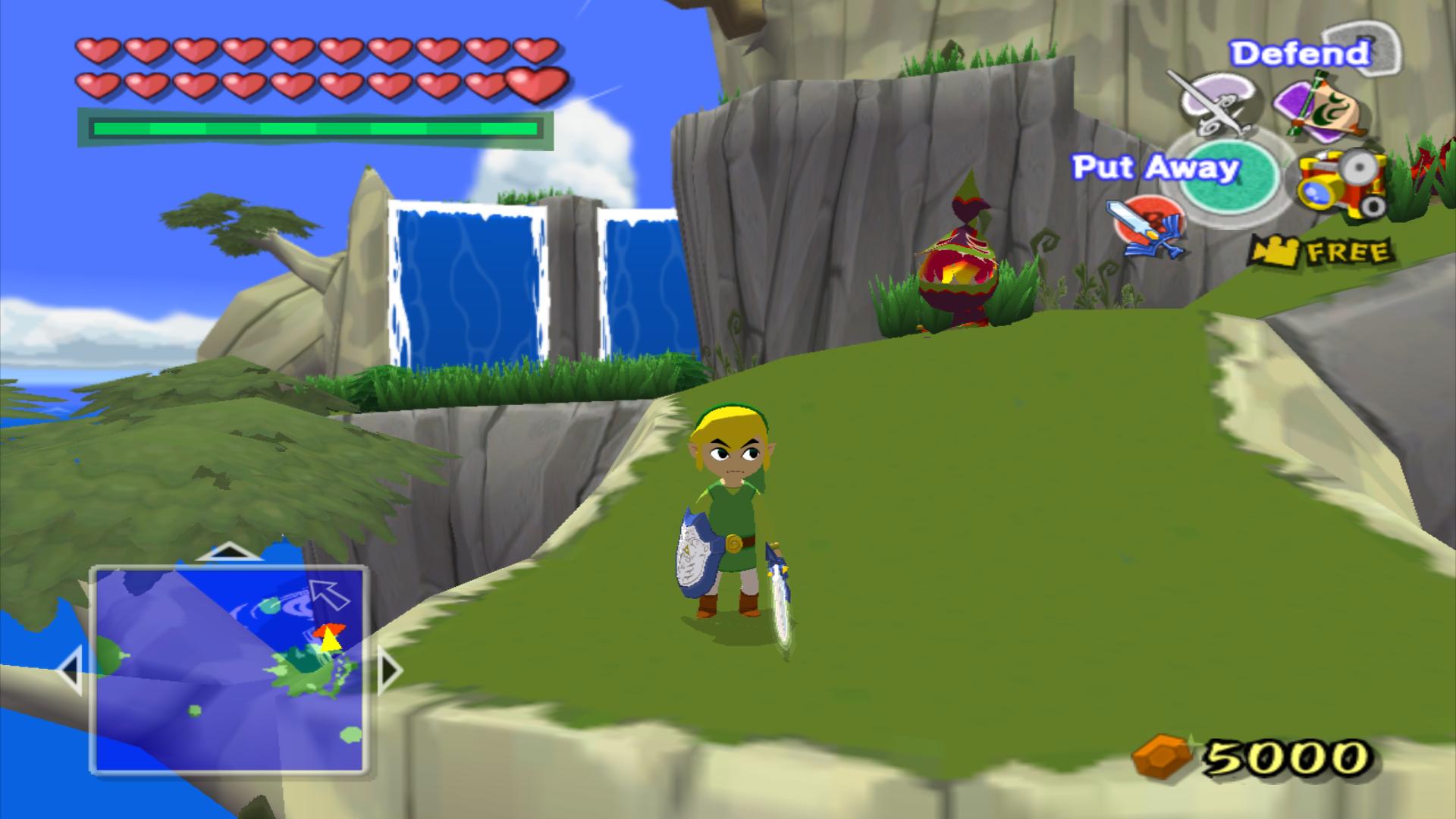 Emulator Issues #9848: Widescreen
