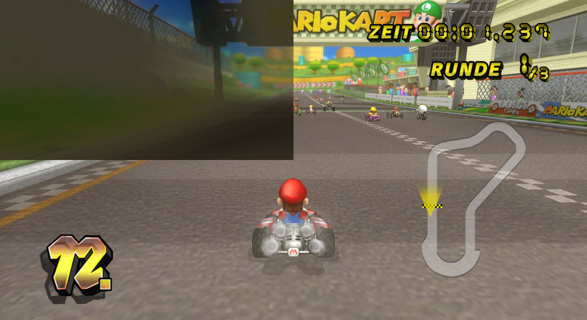 Mario kart wii emulator pc download | Mario Kart 8 looking