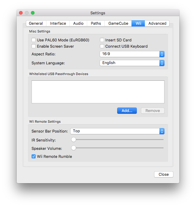 Emulator Issues #11236: Qt/macOS: Most boxes underneath tabs