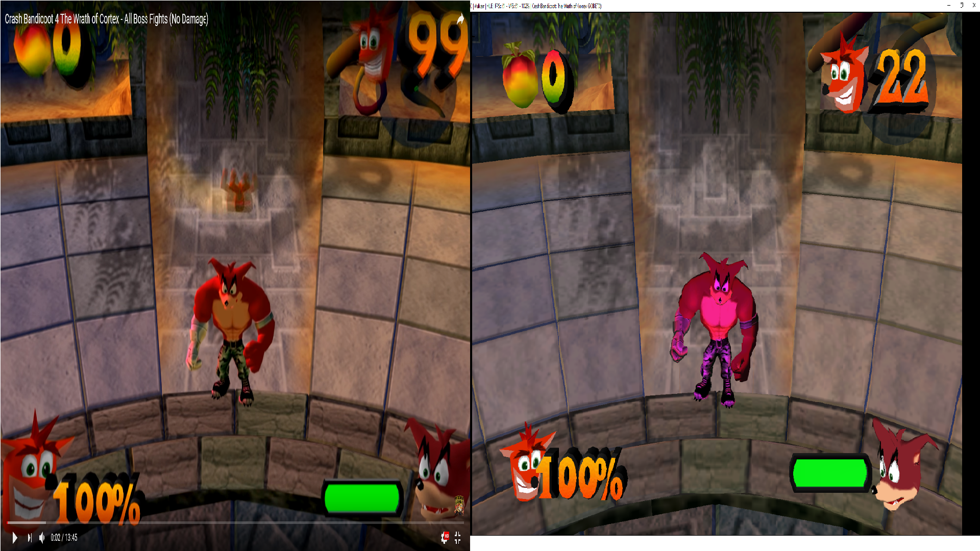 crash bandicoot emulator online